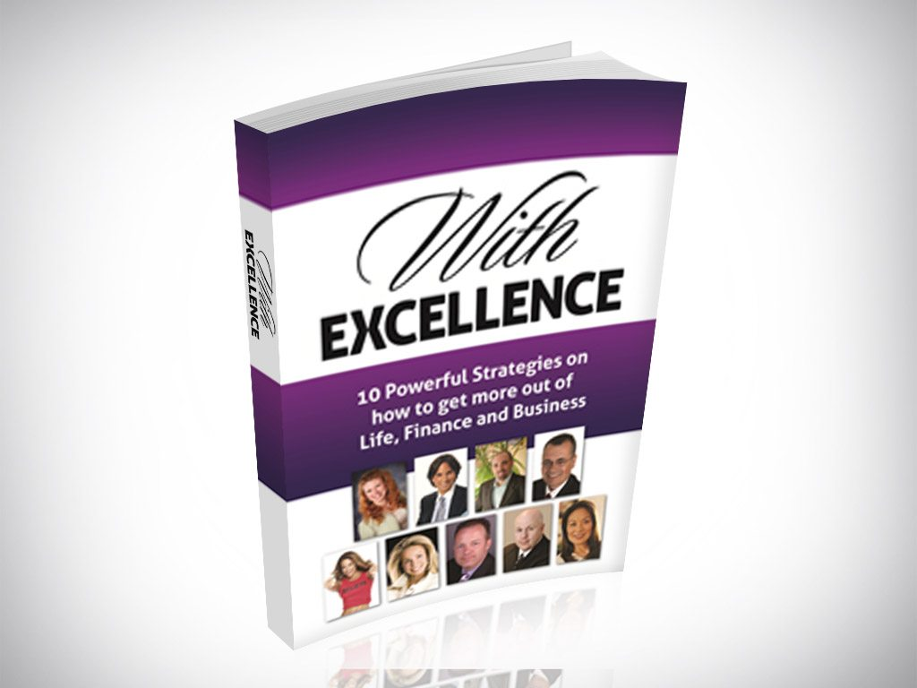 With Excellence…